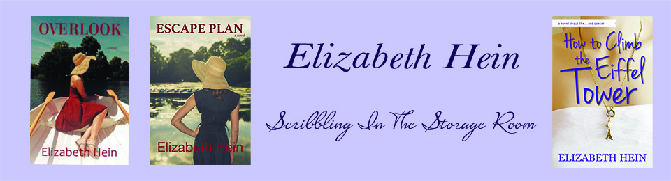 Elizabeth Hein – Scribbling In The Storage Room